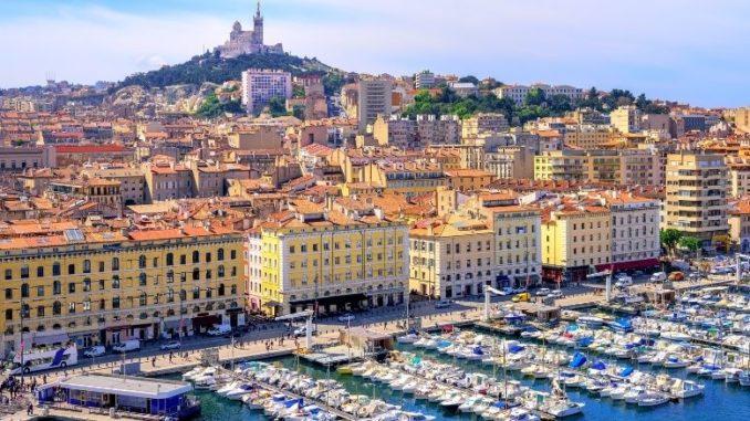 la qualité de l'air dans le sud de la France